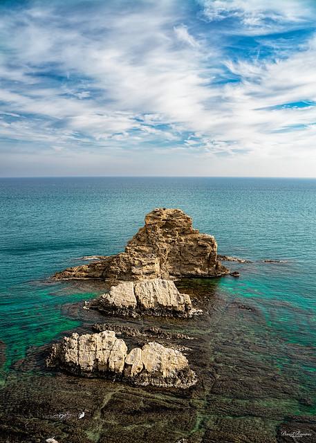 Aigua turquesa al Cap Prim