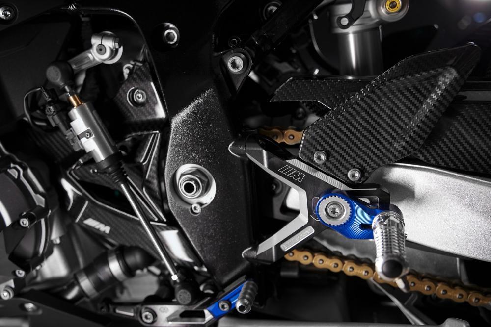 BMW M 1000 RR Shifter