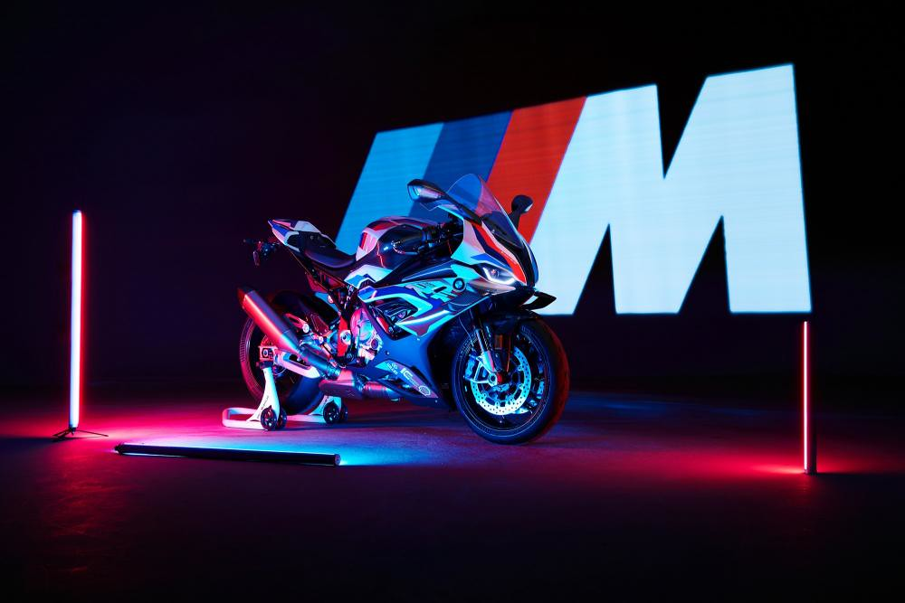 BMW M 1000 RR Launching