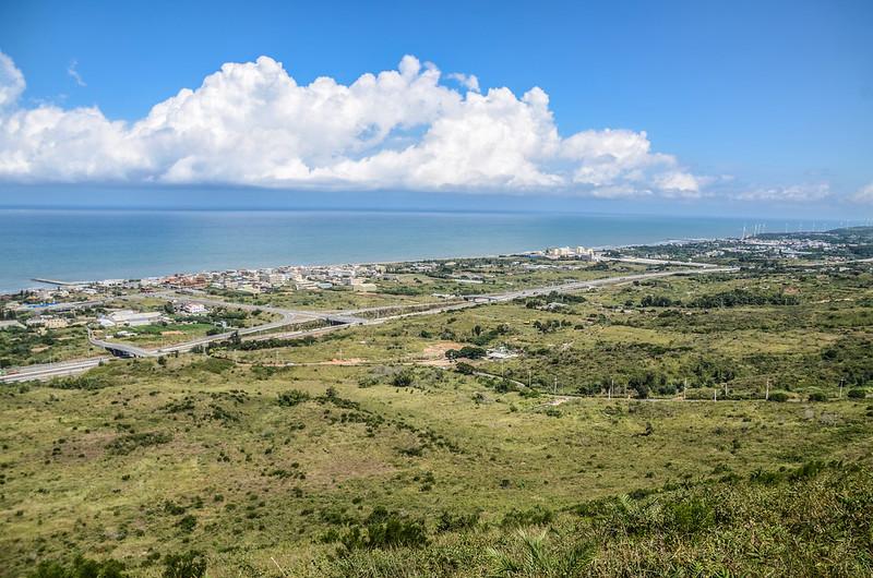 塗崁頂山俯瞰海岸線 (3)