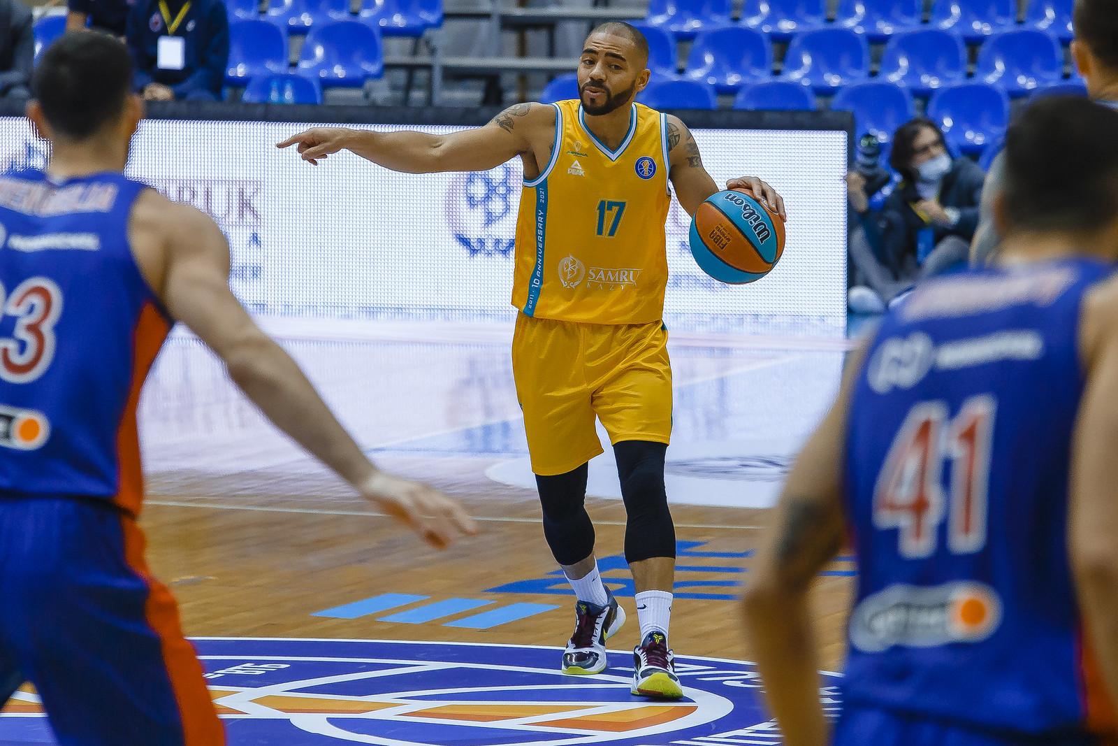 23/09/2020 Astana-CSKA 60:93