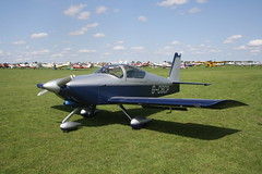G-CBCP Vans RV-6A [PFA 181A-13643] Sywell 310818