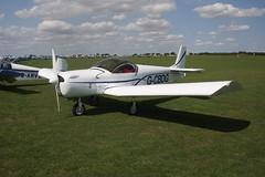 G-CBDG Zenair CH601 [PFA 162-13375] Sywell 310818