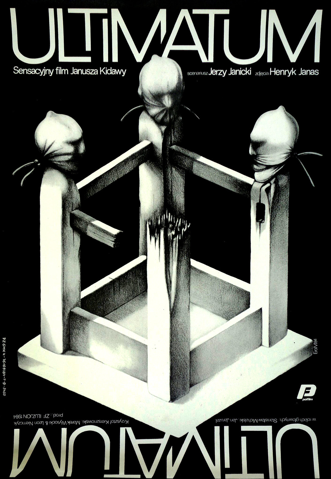 Jakub Erol - Ultimatum, 1984