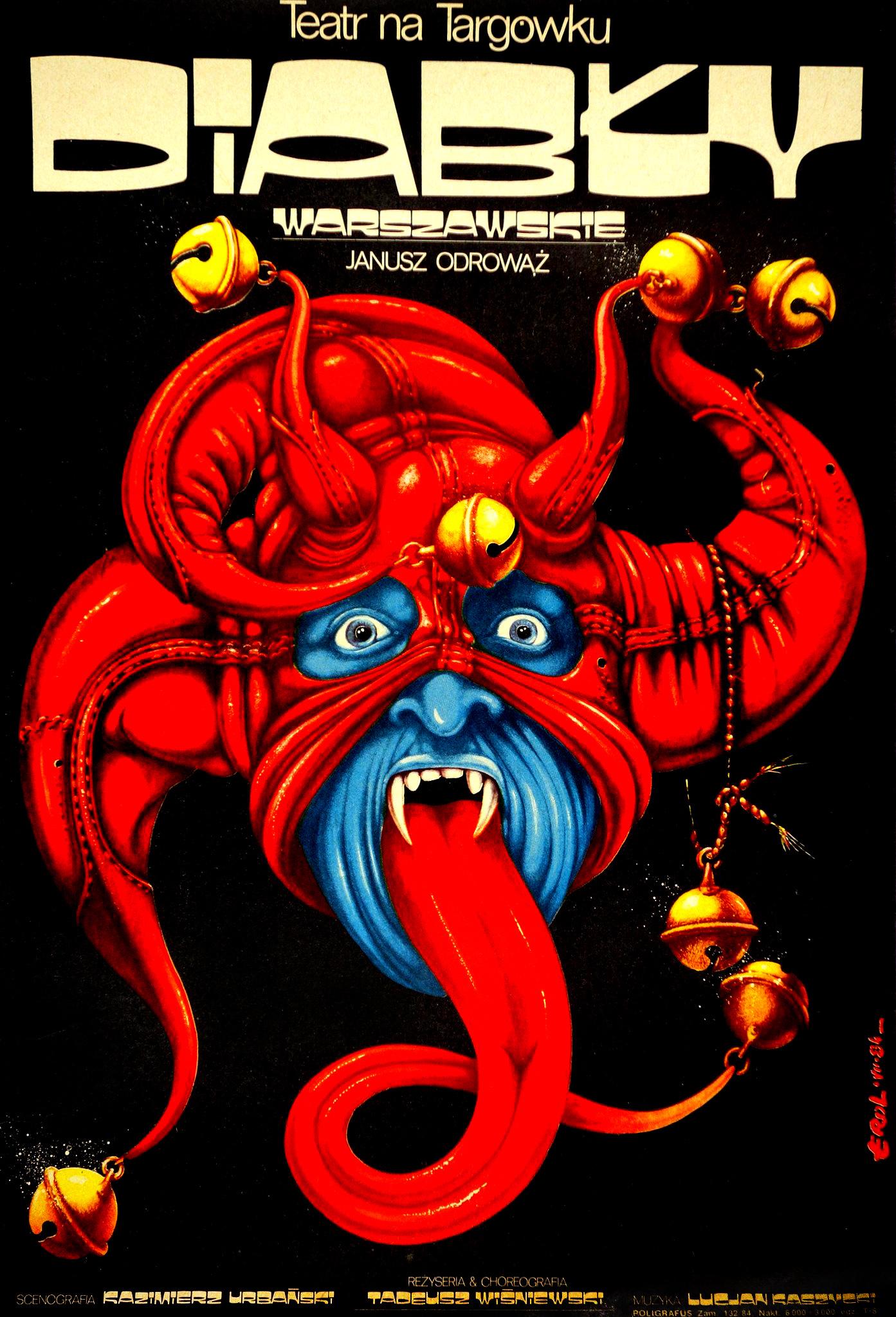 Jakub Erol - Devils, 1984