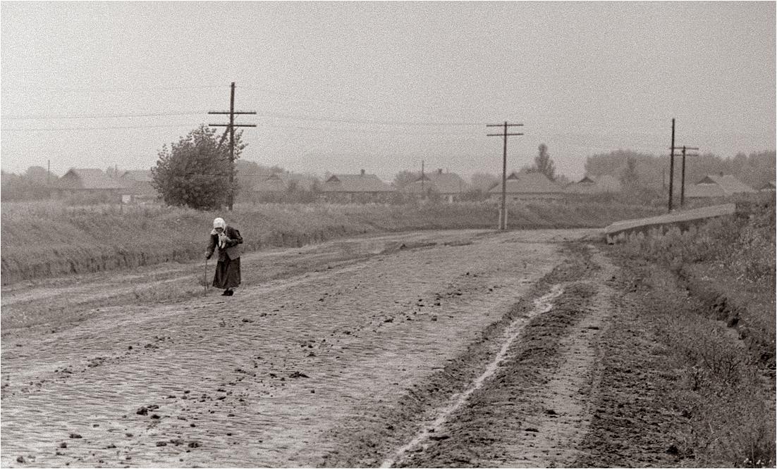 1967. Деражня. Долгий путь