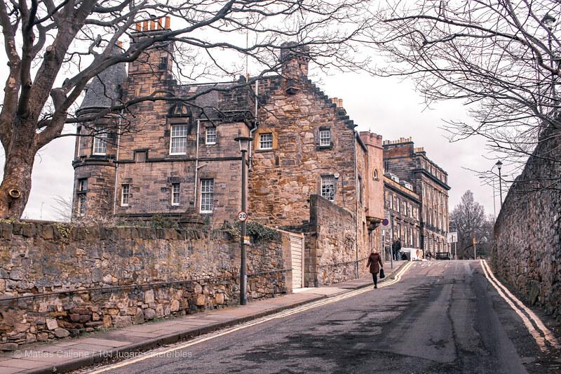 Dean Village