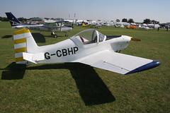 G-CBHP Corby CJ-1 [PFA 134-12498]  Sywell 020918