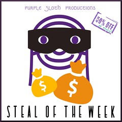 Sept 23 - Steal of the Week!  50% off or more