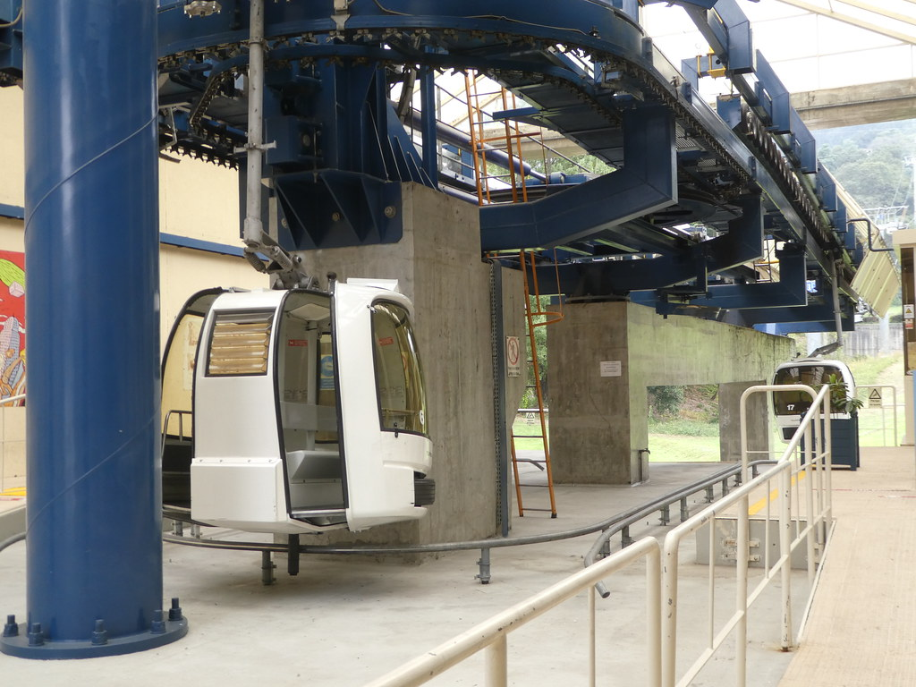 Penha HIll Cable Car Station