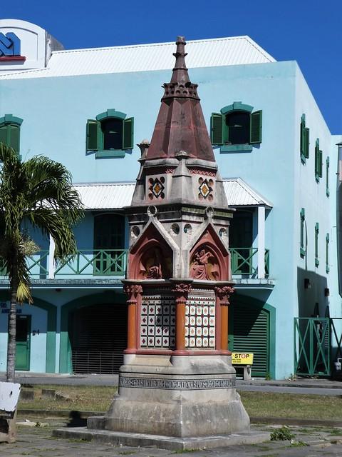Bridgetown, Barbados - Montefiore Fountain
