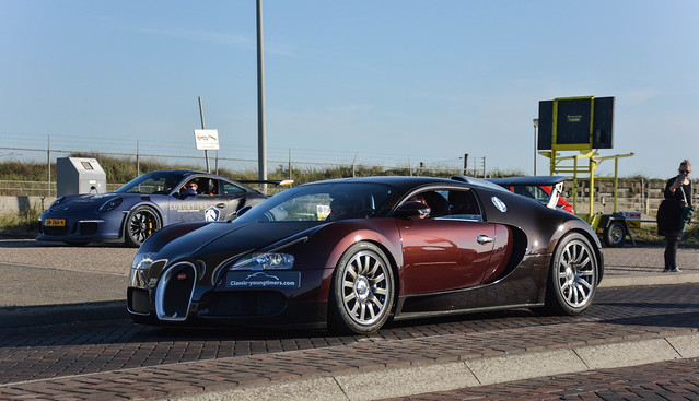 Bugatti Veyron 16.4 & Porsche 991 GT3 RS