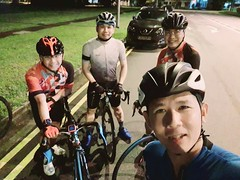 Night ride 22 Sep