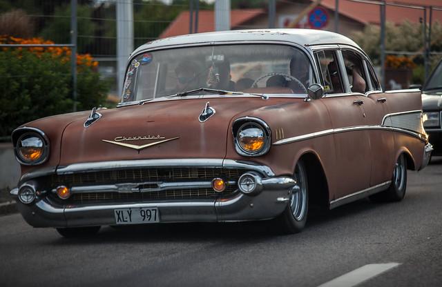 Chevy -57