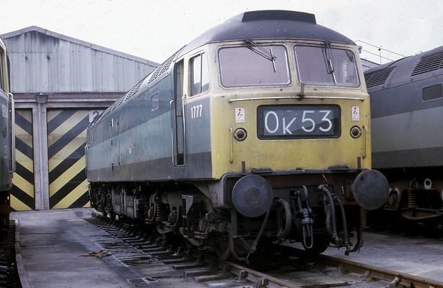 1777 Knottingley Mpd. 30-08-1971