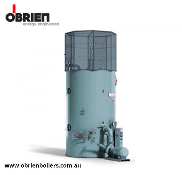 Electrode Boiler - Obrien Boiler