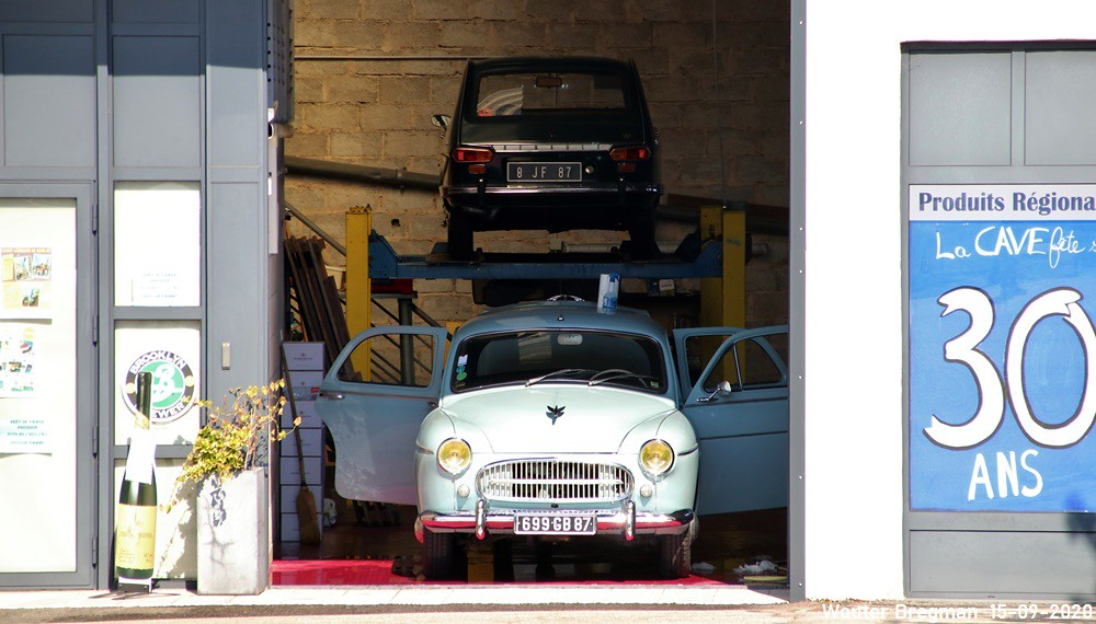 Renault Frégate & Renault 16
