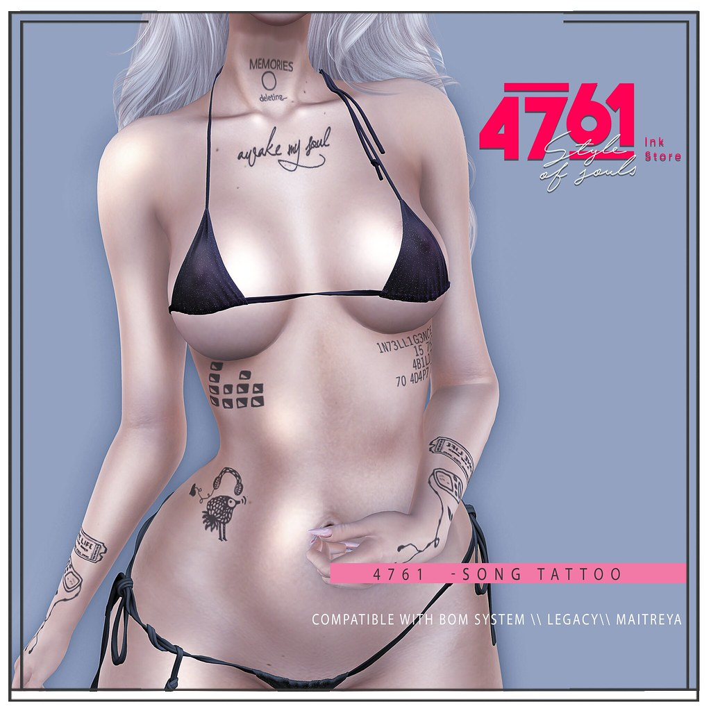 4761 - Song Tattoo