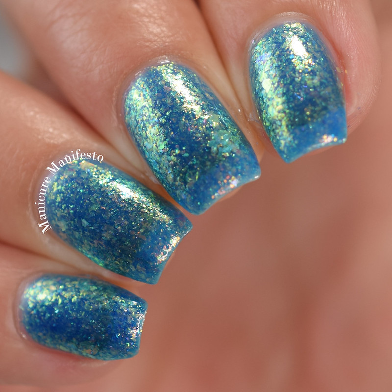 Paint It Pretty Polish I'm Not A Prize To Be Won review