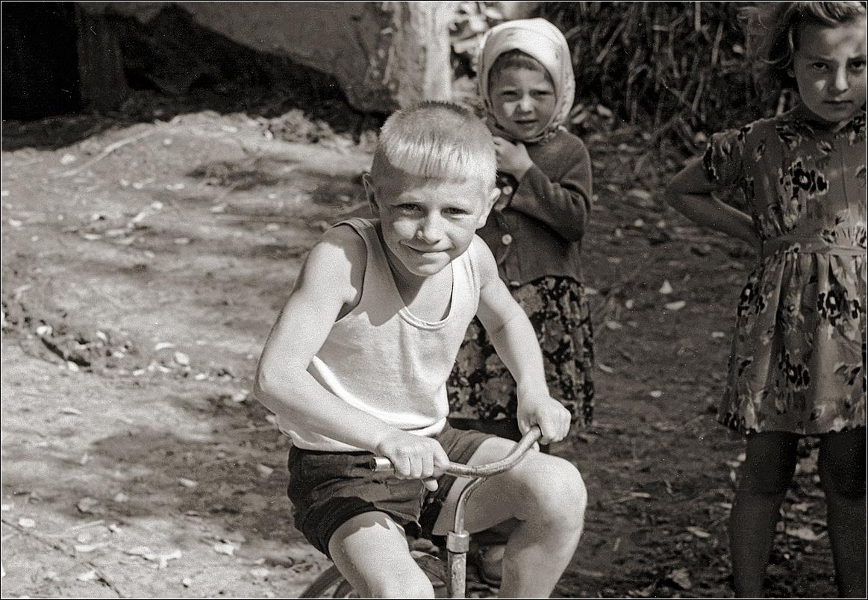 1967. Велосипедист