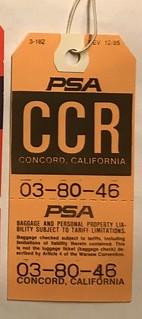PSA - CCR Concord California