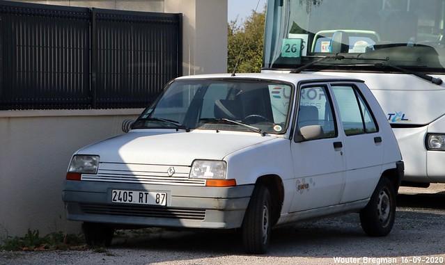 Renault 5 Campus 1992