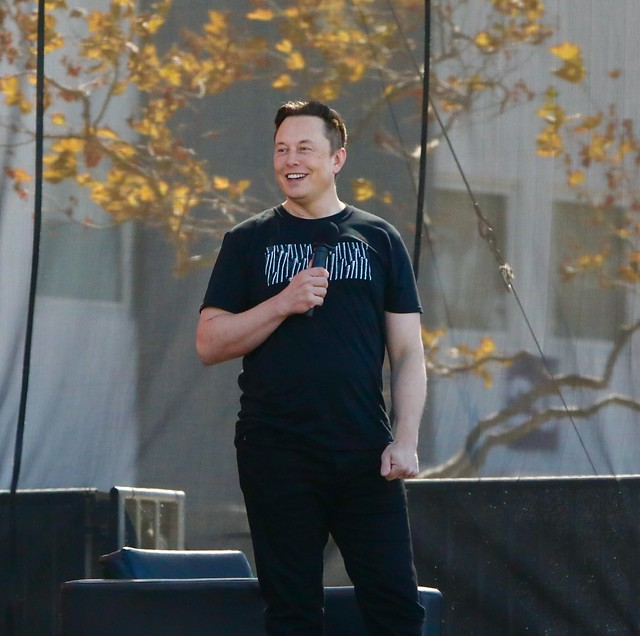 Elon Musk at the Tesla ASM and Battery Day