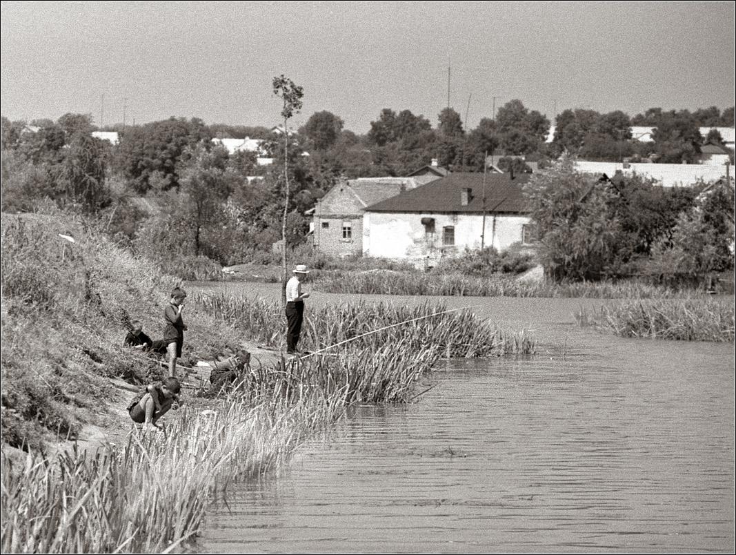 27. 1967. Рыбалка
