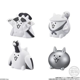 BANDAI CANDY 第二彈「貓咪大戰爭 小夥伴2」食玩 貓咪軍團再集結!