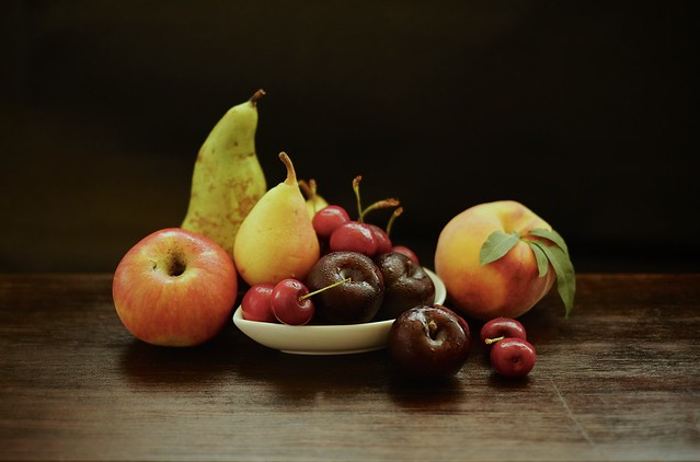 Fruta en la mesa.........171- VP
