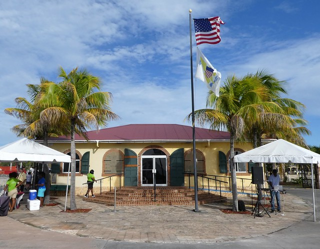 Frederksted, St. Croix - Welcome Center