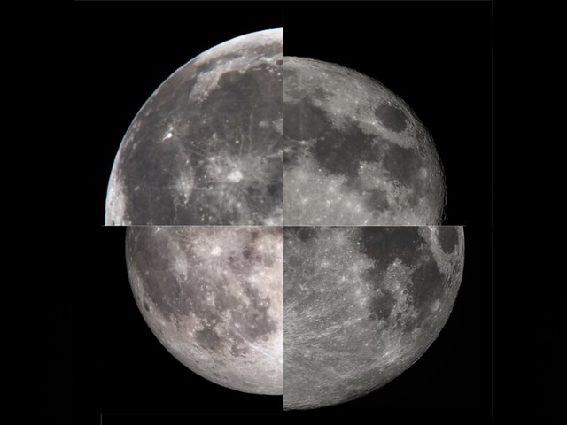 Moon Collage 1