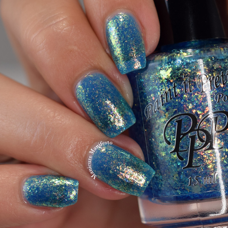 Paint It Pretty Polish I'm Not A Prize To Be Won