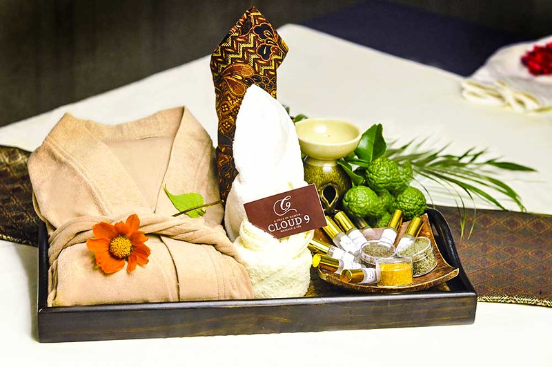 Cloud 9 Massage & Spa (Chiang Mai, Thailand)