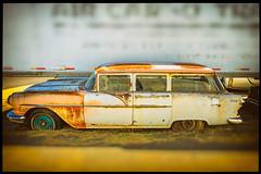 A Rusty Automobile