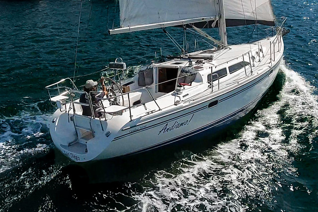 2006 Catalina 34 MKII ANDIAMO-3