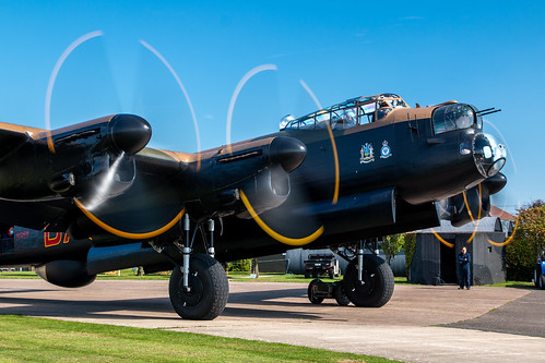 "Avro Lancaster MKVII ""Just Jane"" NX611 