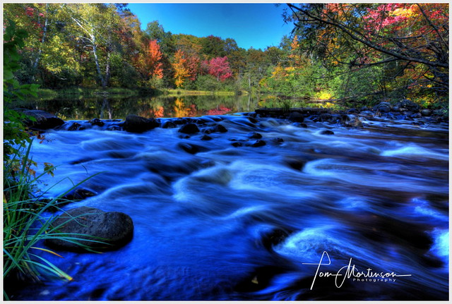 Manitowish River Rapids
