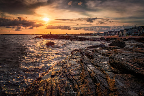 2020 connecticut connecticutphotographer d750 evening landscape landscapephotographer longislandsound madison madisonbeach naturephotographer nikon seascape september summer sunset westwharfbeach digital rockybeach unitedstates