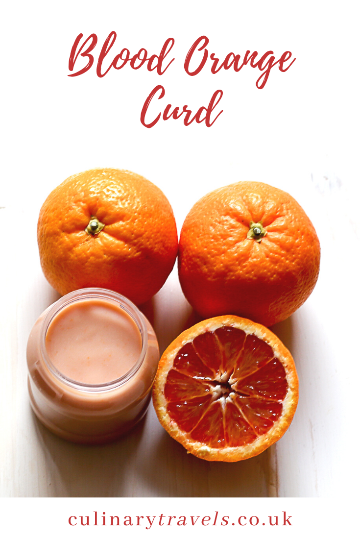 Silky smooth Blood Orange Curd ... This blood orange curd is vibrant, tart yet perfectly sweet and silky smooth. It is as perfect spread on your morning toast as it is filling a Victoria Sponge.