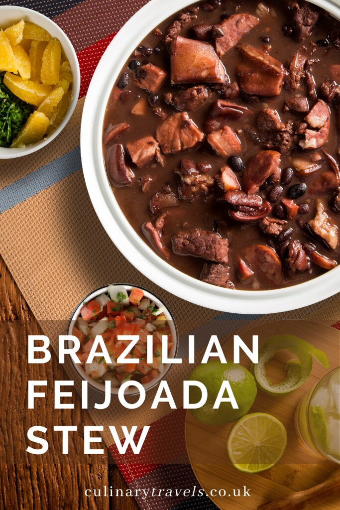 Feijoada is a slow cooked, flavour packed, comfort food. Put a taste of Brazil on your table with this hearty stew of meats and black beans.