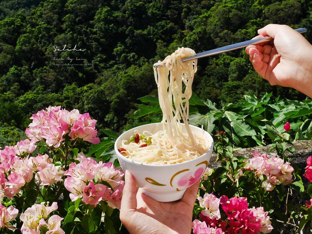 新北石碇八卦茶園 庭園餐廳風景超美可看千島湖中菜熱炒食記 (5)