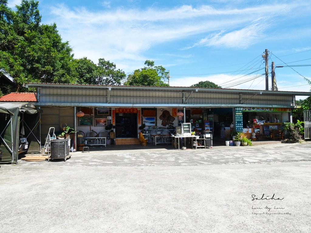 新北石碇一日遊景觀餐廳美食推薦八卦茶園風景超美千島湖秘境庭園餐廳 (4)