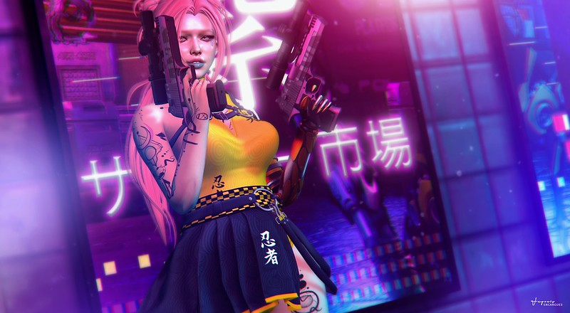 Neo-Japan SL Event Photo Contest 6 - [ Jaqcuis Resident ]