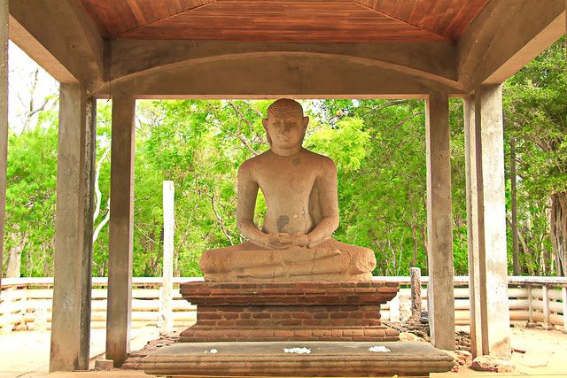 Samadhi Buddha Statue in Anuradhapura - The City of God Kings