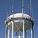Water tower detail