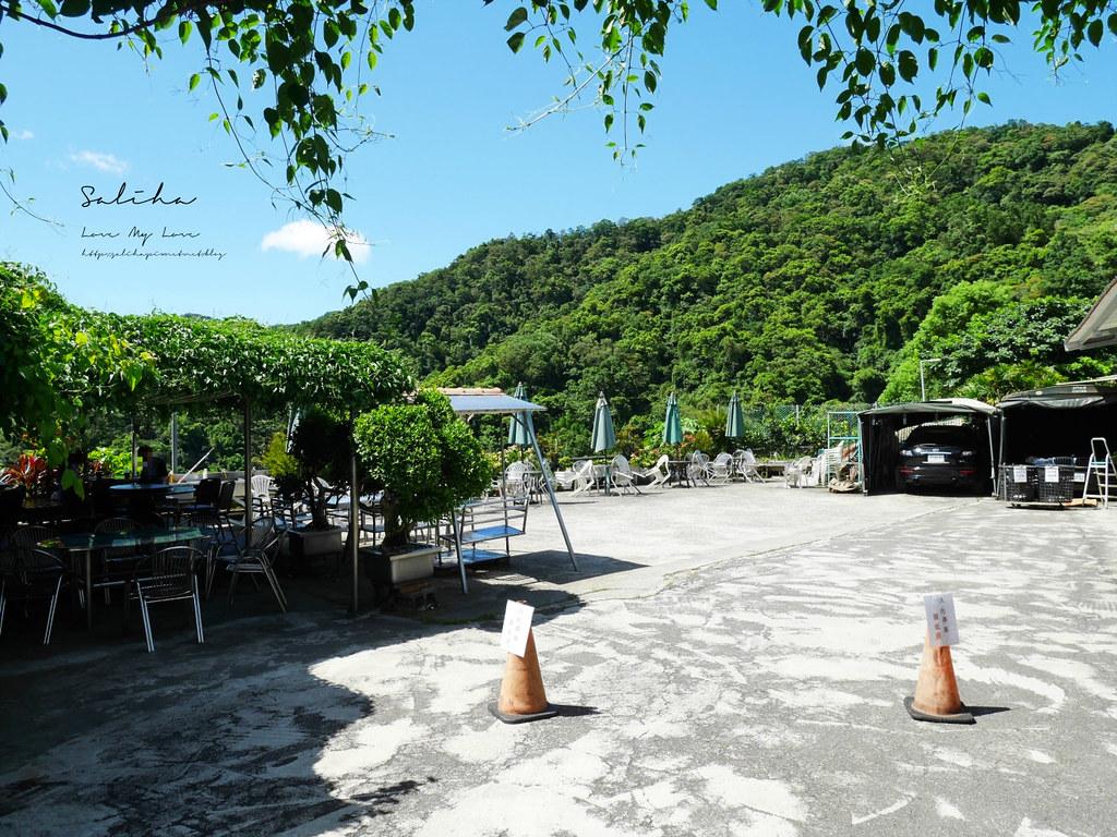 新北石碇景觀餐廳推薦八卦茶園平價熱炒中式料理美食ig拍照 (3)