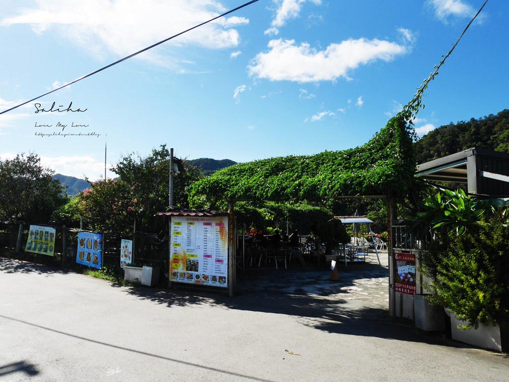 新北石碇景觀餐廳推薦八卦茶園平價熱炒中式料理美食ig拍照 (1)