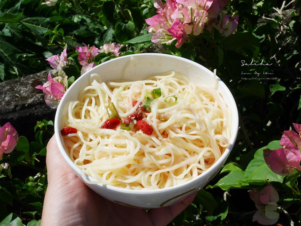 新北石碇八卦茶園 庭園餐廳風景超美可看千島湖中菜熱炒食記 (4)