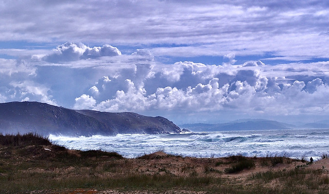 Tormenta en el atlantico.Ferrol......por cierto WHERE IS WALLY?